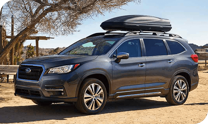 2020 Subaru Ascent Features
