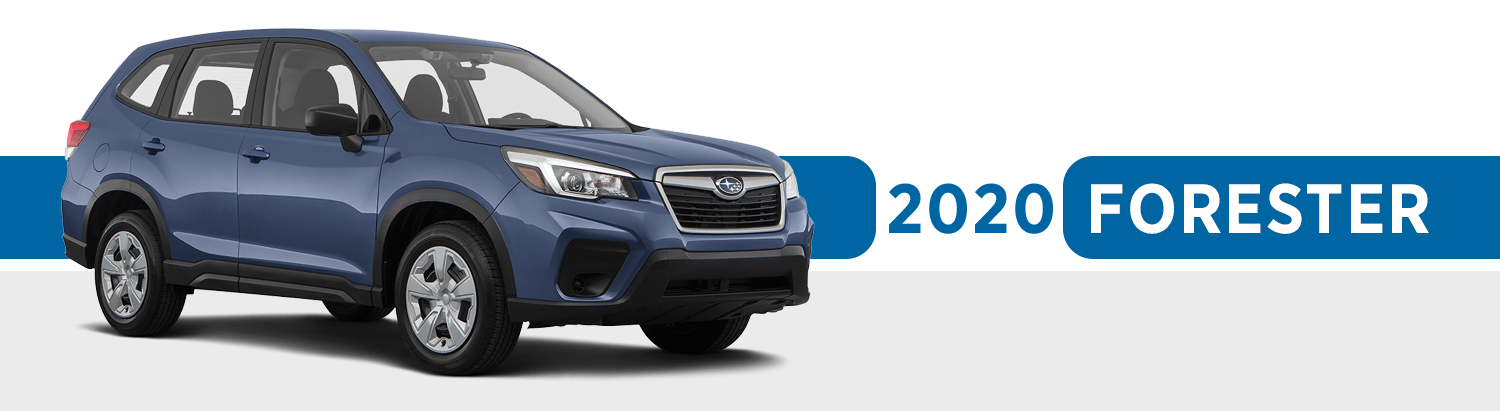2020 Subaru Forester Specs & Features Information in Huntington Beach, CA