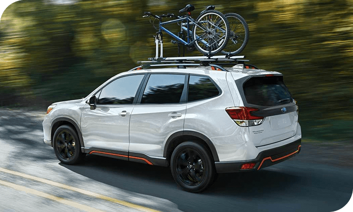 2020 Subaru Forester Model Features
