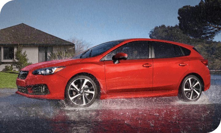 2020 Subaru Impreza Sedan Features
