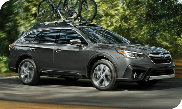2020 Subaru Outback Model Features
