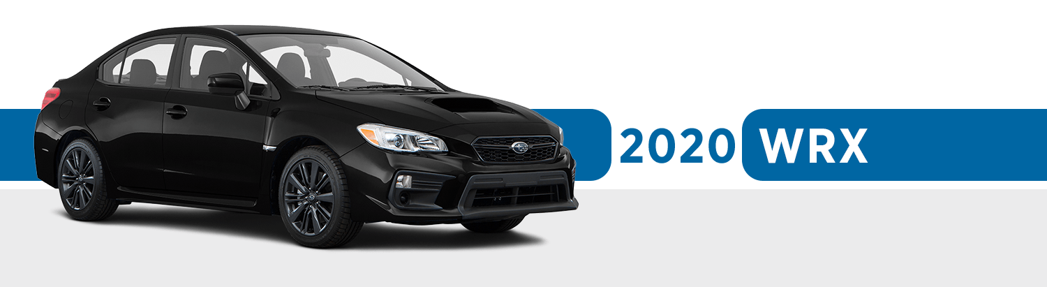 2020 Subaru WRX Specs & Features Information in Salt Lake City, UT