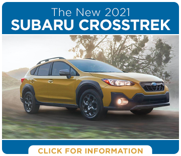 Click to research the exciting new 2021 Subaru Crosstrek model at Shingle Springs Subaru serving Shingle Springs, CA