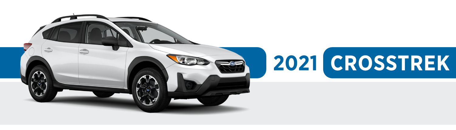 Review The New 2021 Subaru Crosstrek Model Exciting Features & Model Options available at Byers Airport Subaru