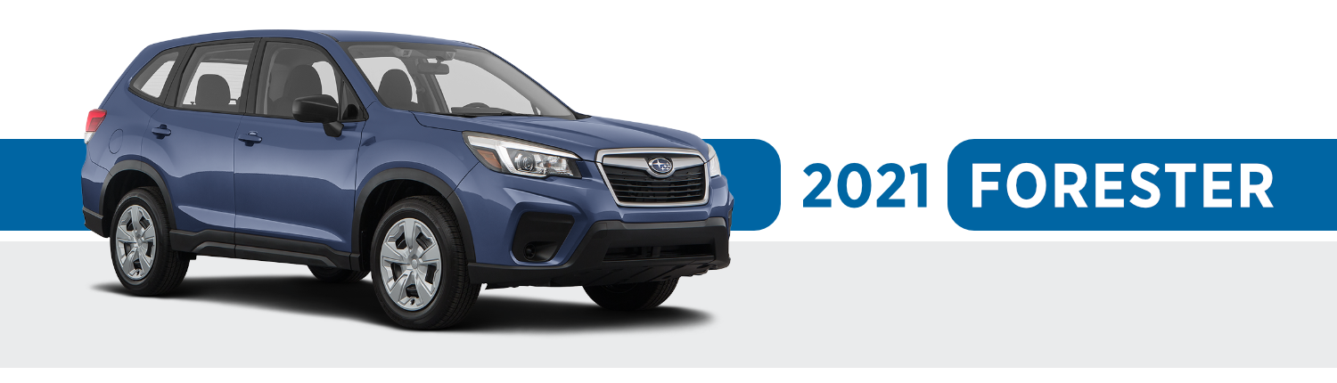 2021 Subaru Forester Model Information in Columbus, OH