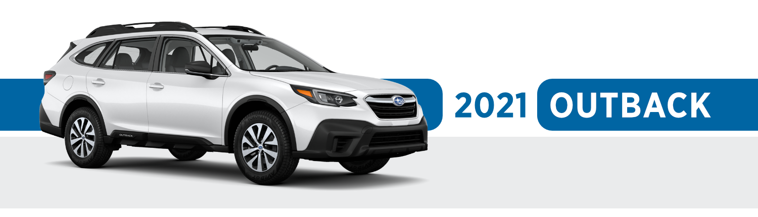 2021 Subaru Outback Model Information in Columbus, OH