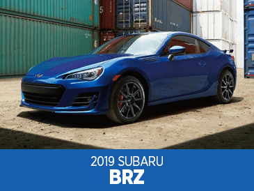 Browse our 2019 Subaru BRZ model information at Subaru Superstore of Surprise