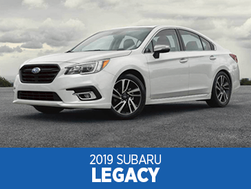 Browse our 2019 Subaru Legacy model information at Subaru Superstore of Surprise