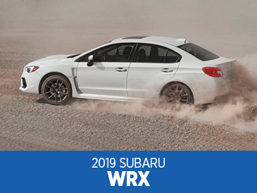 Browse our 2019 WRX model information in Chandler, AZ