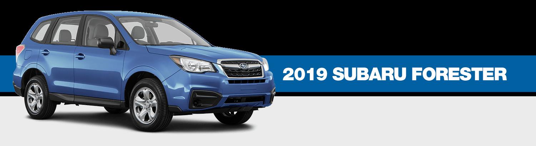 2019 Subaru Forester Specs Chandler Az Small Awd Suv Dealership