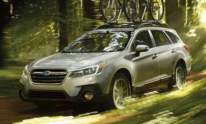 2019 Outback AWD Wagon Features
