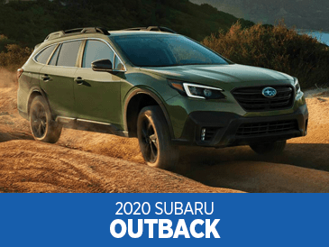 Browse our 2020 Subaru Outback model information at Subaru Superstore of Surprise