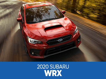 Browse our 2020 Subaru WRX model information at Subaru Superstore of Surprise