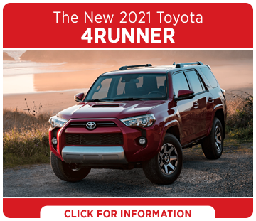 Click to research the 2021 Toyota 4Runner model at Capitol Toyota in Salem, OR