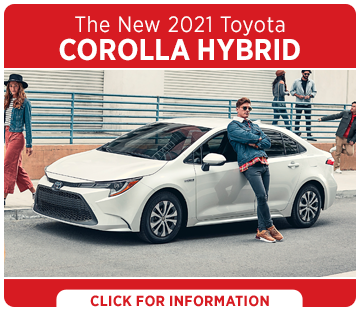 Click to research the 2021 Toyota Corolla Hybrid model at Capitol Toyota in Salem, OR