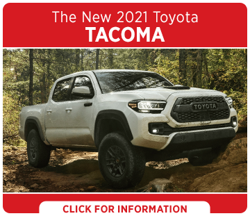 Click to research the 2021 Toyota Tacoma model at Capitol Toyota in Salem, OR