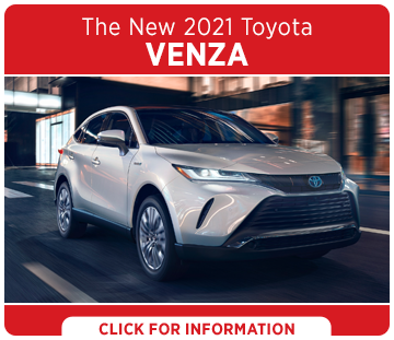 Click to research the 2021 Toyota Venza model at Capitol Toyota in Salem, OR
