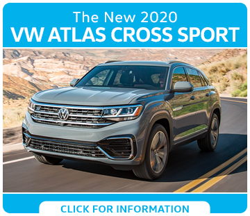 Browse our 2020 Atlas Cross Sport Information at McKenna Volkswagen Huntington Beach