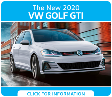Browse our 2020 Volkswagen Golf GTI model information at Mckenna Volkswagen in Huttington Beach, CA