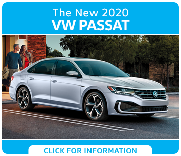 Browse our 2020 Passat Information at McKenna Volkswagen Cerritos