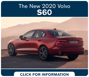 Browse our 2020 Volvo S60 model information at Volvo Cars South Bay in Torrance, CA
