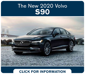 Browse our 2020 Volvo S90 model information at Volvo Cars South Bay in Torrance, CA