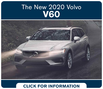 Click to browse our V60 model information at Volvo Cars Gilbert