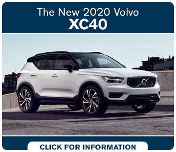 Click to browse our XC40 model information at Volvo Cars Gilbert