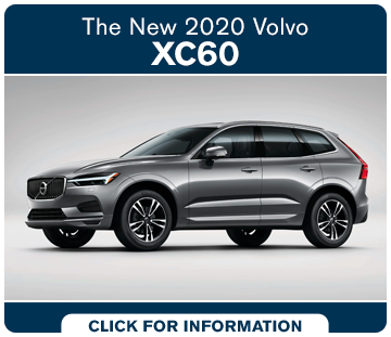 Browse our 2020 Volvo XC60 model information at Volvo Cars South Bay in Torrance, CA