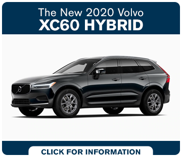 Click to view our 2020 XC60 Hybrid research at Volvo Cars South Bay