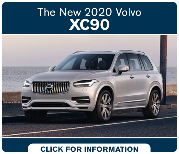 Browse our 2020 Volvo XC90 model information at Volvo Cars South Bay in Torrance, CA