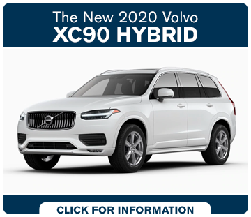 Click to view our 2020 XC90 Hybrid research at Volvo Cars South Bay