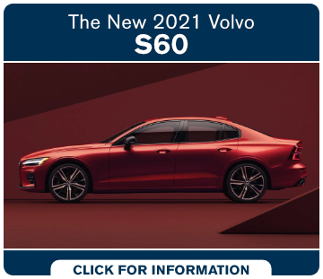 Click to view our 2021 S60 research at Volvo Cars South Bay