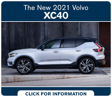 Click to view our 2021 XC40 research at Volvo Cars South Bay