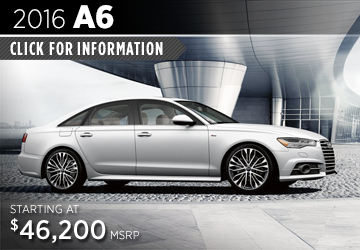 Click For Details About The 2016 Audi A6 Model in Naperville, IL
