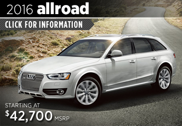 Click For Details About The 2016 Audi allroad Model in Naperville, IL