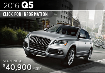 Click For Details About The 2016 Audi Q5 Model in Naperville, IL