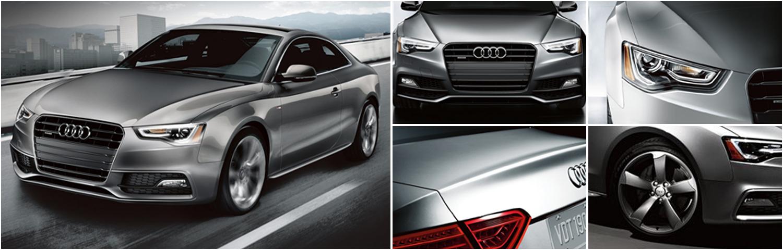 2016 Audi A5 model exterior