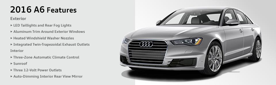 Audi A Model Performance Details Features Chicago Car - Audi car features