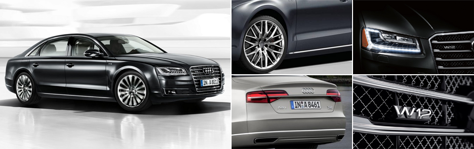 2016 Audi A8 L W12 Model Features Information Chicago Car Sales