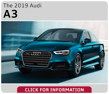 Click to browse our 2019 Audi A3 model information at Audi Gilbert
