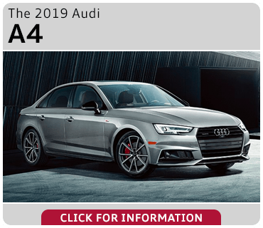 Browse our 2019 Audi A4 model information at Audi Gilbert