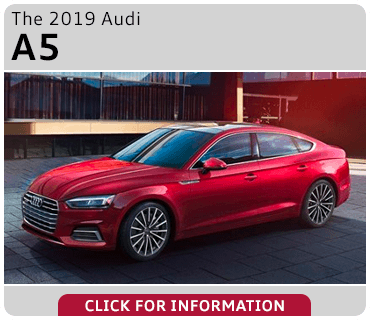 Click to browse our 2019 Audi A5 model information at Audi Gilbert