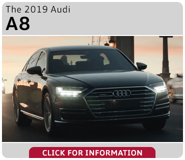 Click to browse our 2019 Audi A8 model information at Audi Gilbert
