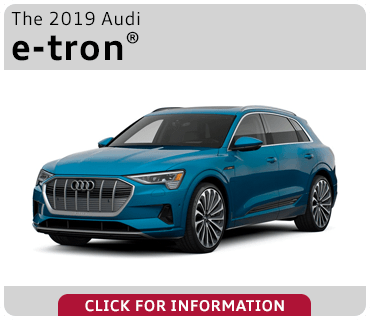 Browse our 2019 Audi e-tron model information at Audi Gilbert