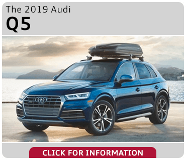 Browse our 2019 Audi Q5 model information at Audi Gilbert