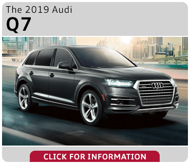 Browse our 2019 Audi Q7 model information at Audi Gilbert