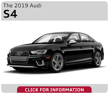 Click to browse our 2019 Audi S4 model information at Audi Gilbert