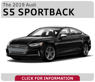 Click to browse our 2019 Audi S5 Sportback model information at Audi Gilbert
