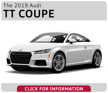 Click to browse our 2019 Audi TT Coupe model information at Audi Gilbert